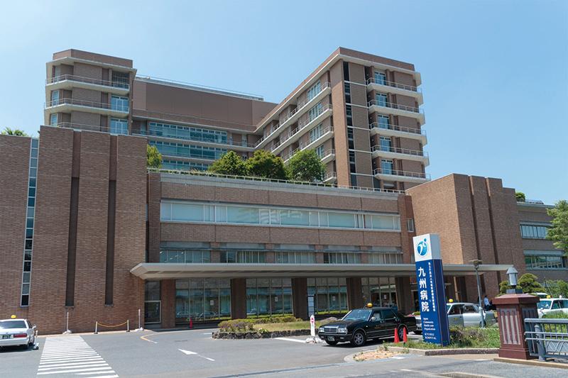 JCHO九州病院 約1,400m(徒歩18分)