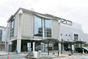 大野城まどかぴあ図書館 約110m(徒歩2分)