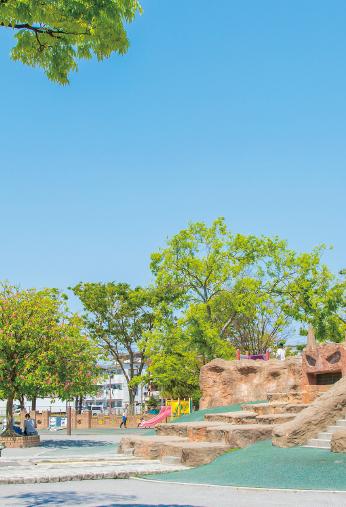 下河原公園 約30m(徒歩1分)