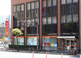 西日本シティ銀行黒崎支店 約390m(徒歩5分)