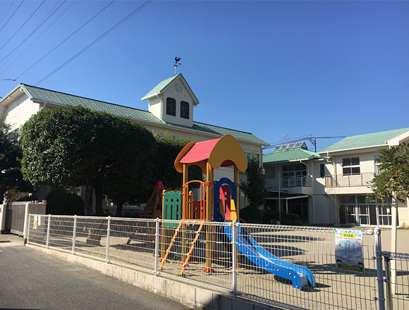 めぐみ幼稚園 約395m(徒歩5分)