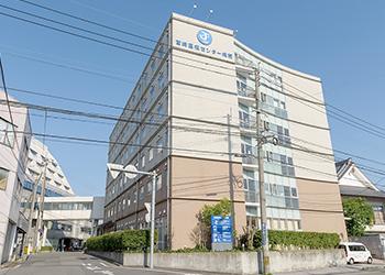宮崎医療センター病院 約1,400m(車3分)