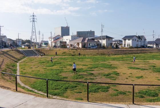 伊都の杜第1公園 約70m(徒歩1分)