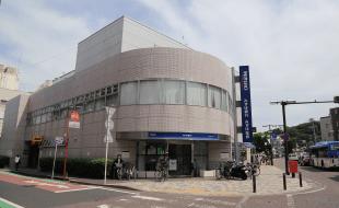 みずほ銀行向ヶ丘支店 約460m(徒歩6分)