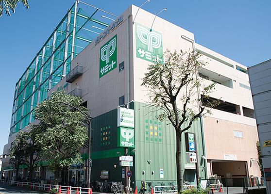 サミットストア武蔵野緑町店 約160m(徒歩2分)