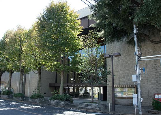 武蔵野市民文化会館 約360m(徒歩5分)