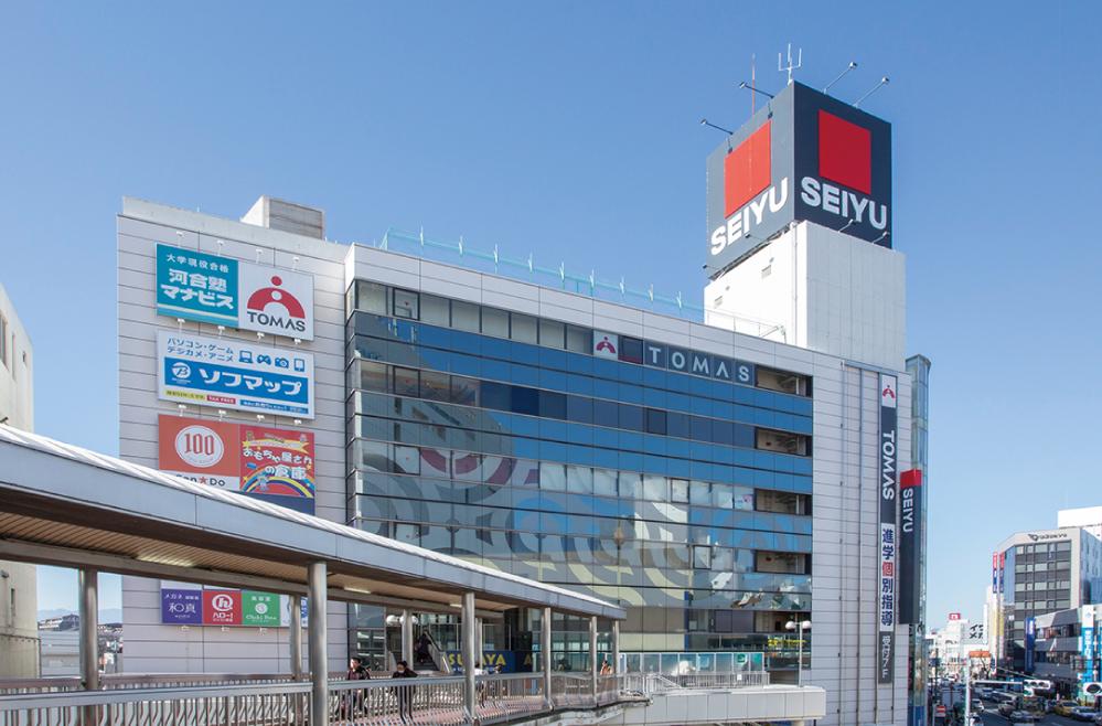 町田モディ 約910m(徒歩12分)