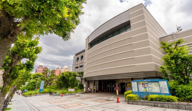 天王寺スポーツセンター 約400m(徒歩5分)