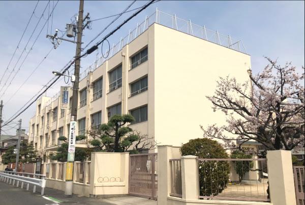 市立墨江小学校 約1,040m(徒歩13分)
