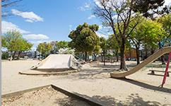 午塚児童公園 約460m(徒歩6分/自転車2分)