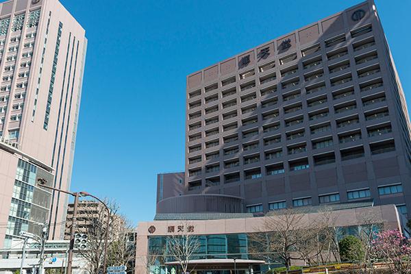 順天堂大学医学部付属順天堂医院 約3,670m(徒歩46分)