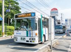 日本経済大学前バス停 約310m(徒歩4分)