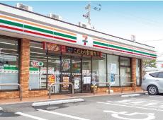 セブンイレブン福岡姪浜インター店 約90m(徒歩2分)