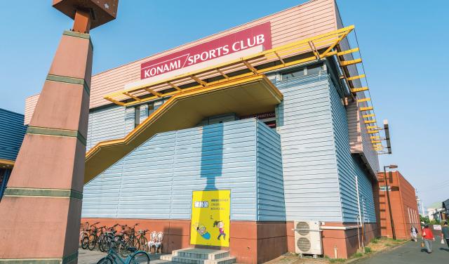 コナミスポーツクラブ福岡マリナタウン 約680m(徒歩9分)