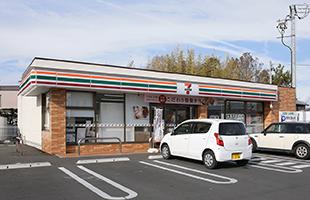 セブンイレブン浜松高塚町店 約300m(徒歩4分)