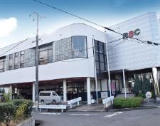 レイスポーツクラブ岡山 約40m(徒歩1分)