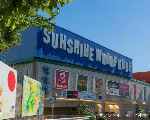 関西スーパー青木店 約480m(徒歩6分)