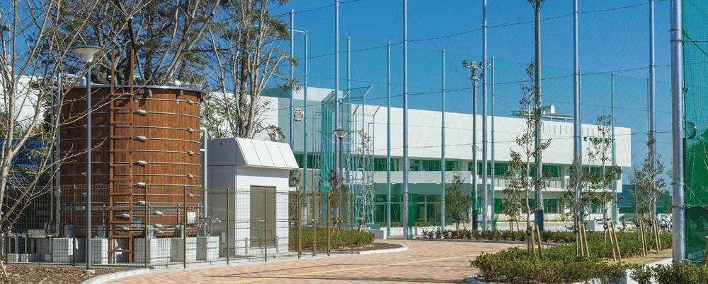市立浜松中部学園(小学校・中学校) 約1,000m(徒歩13分)