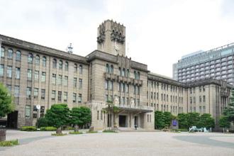 京都市役所 約830m(徒歩11分)