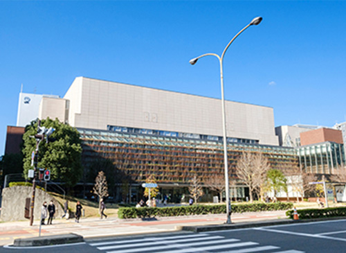 長崎市立図書館 約260m(徒歩4分)