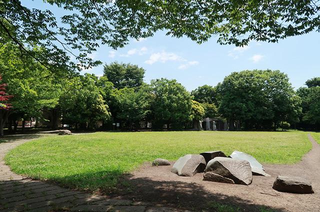 葛ヶ谷公園 約130m(徒歩2分)