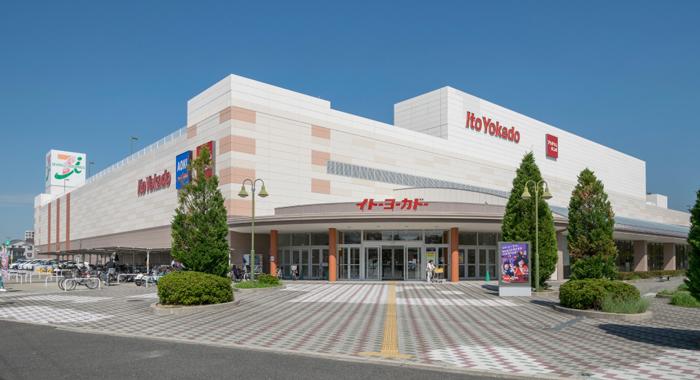 イトーヨーカドー 津久野店 約640m(徒歩8分)