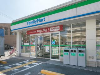 ファミリーマート 堺津久野町店 約150m(徒歩2分)