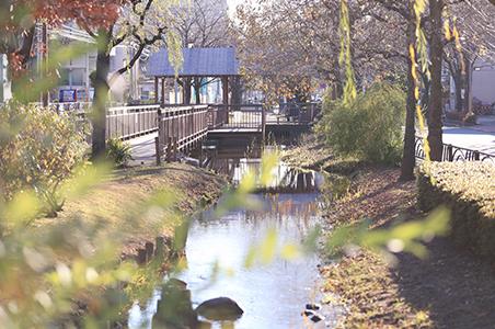 曳舟川親水公園 約1,170m(徒歩15分)