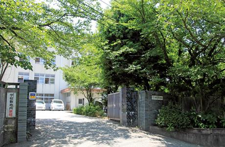 平尾中学校 約1,040m(徒歩13分)