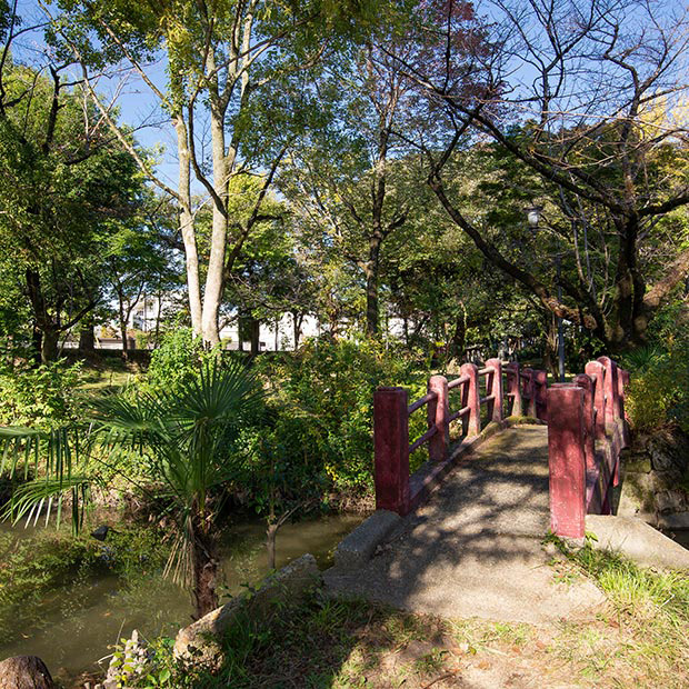 児ノ口公園 約560m(徒歩7分)