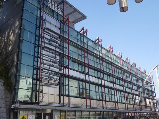 日本医科大学付属病院 約2,410m(自転車10分)