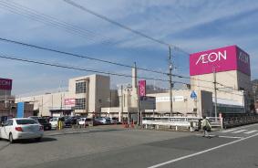 イオン姫路店 約400m(徒歩5分)