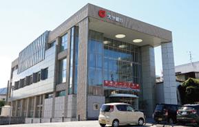 大分銀行別府支店 約620m(徒歩8分)