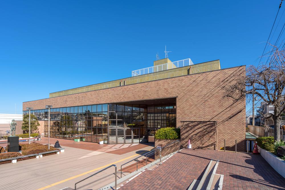 宮前文化センター 約980m(徒歩13分)