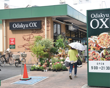 OdakyuOX小田原店 約540m(徒歩7分)