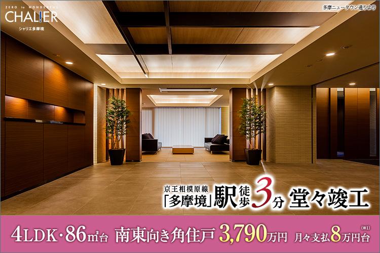 ◆多摩ニュータウンライフの新しいムーヴメントを描く全131邸。