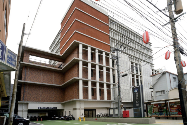 奄美市役所 約1,450m(車3分)