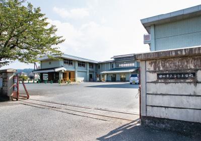 市立若宮小学校 約900m(徒歩12分)