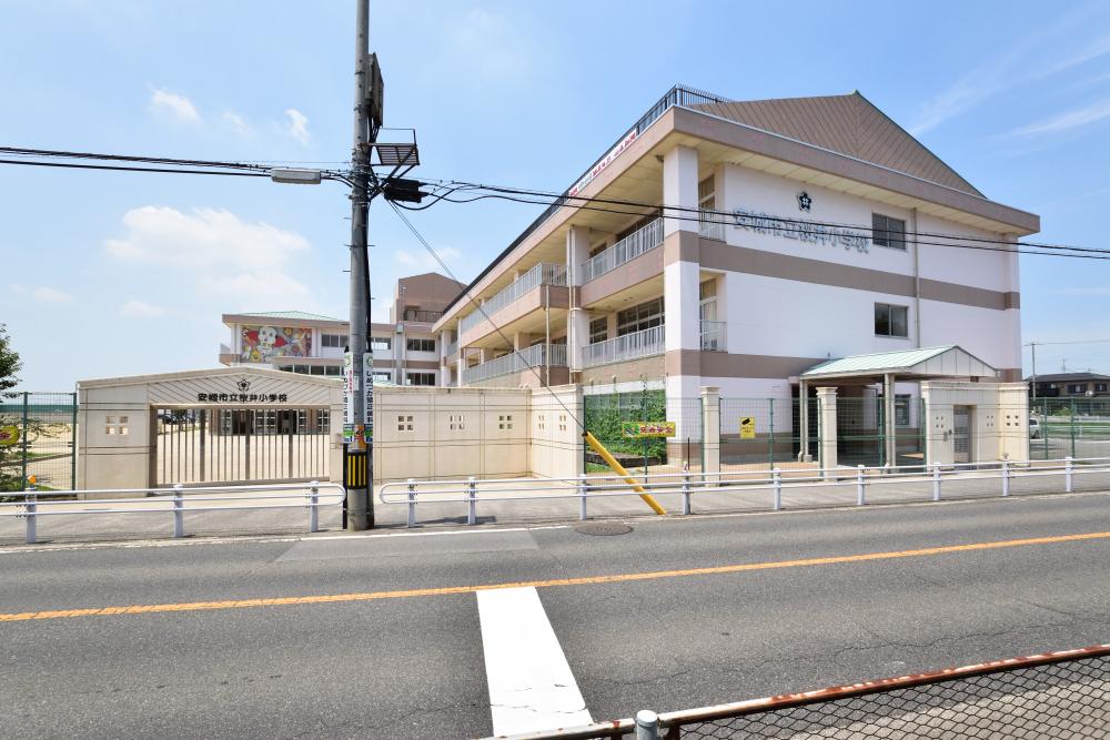 桜井小学校 約1.3km(徒歩17分)