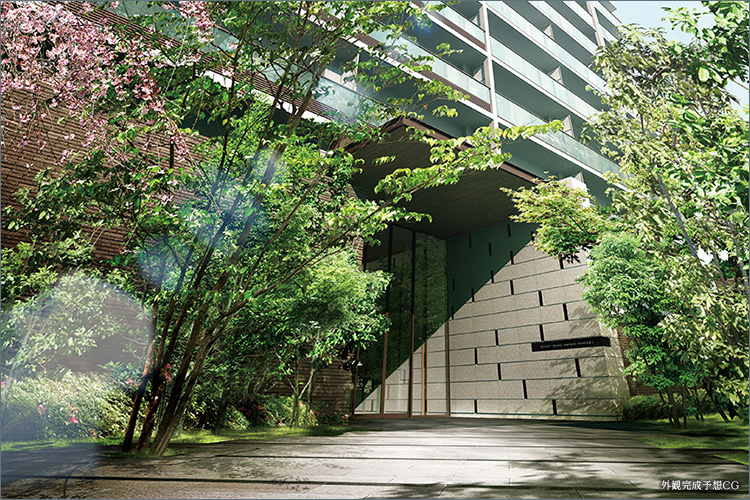 都市機能が集積する「藤沢」駅へ徒歩3分。