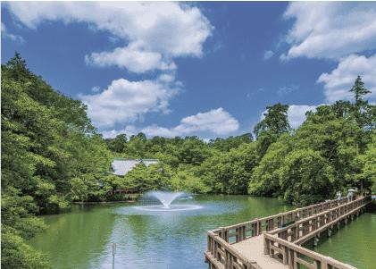 井の頭公園 約780m(徒歩10分)