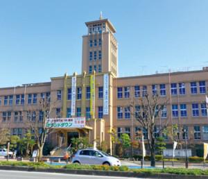 大牟田市役所 約780m(徒歩10分)