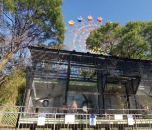 大牟田市動物園 約590m(徒歩8分)