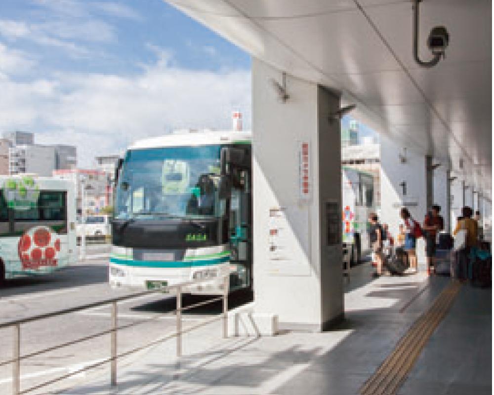 佐賀駅バスセンター 約220m(徒歩3分)