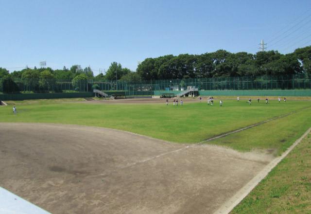 和田堀公園〈野球場〉 約780m(徒歩10分)