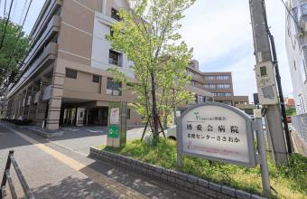 博愛会病院 約1,450m(徒歩19分)