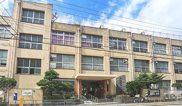 市立堀江小学校 約450m(徒歩6分)