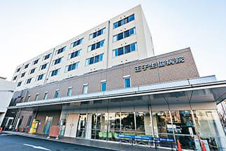 王子生協病院 約650m(徒歩9分)