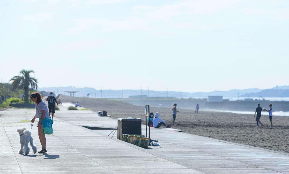 湘南ベルマーレひらつかビーチパーク 約1,890m