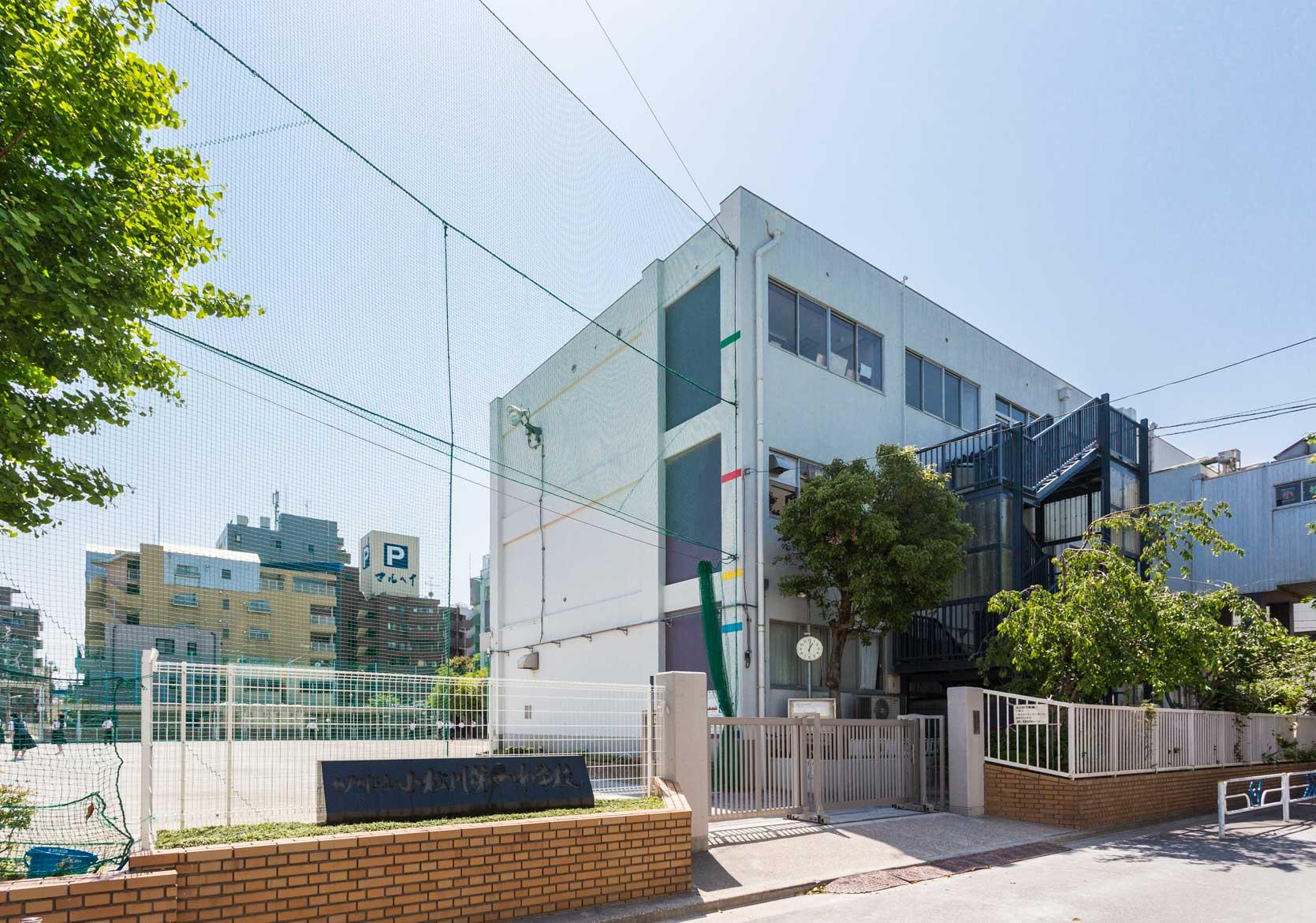 小松川第一中学校(約300m/徒歩4分)